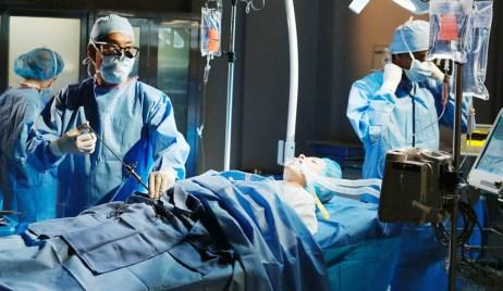 Flo undergoes surgery Bold and Beautiful
