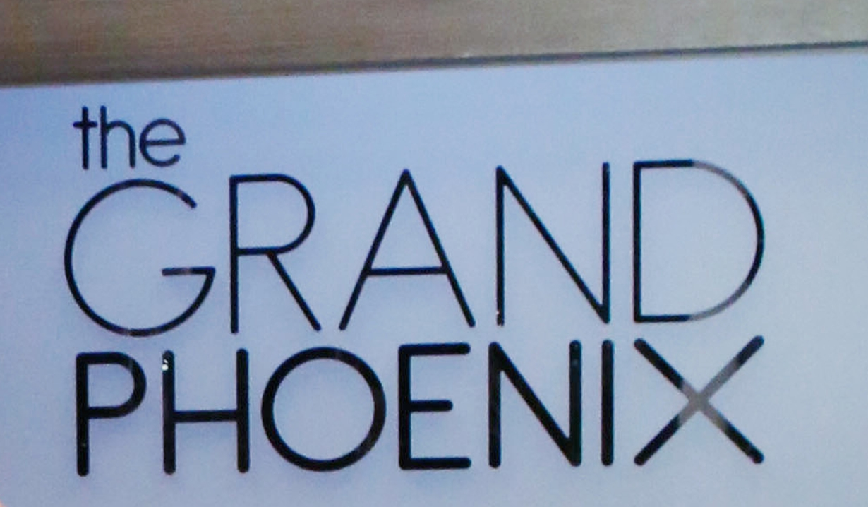 Grand Phoenix sign Young and Restless