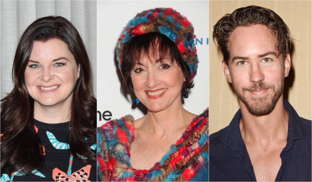 Heather Tom, Robin Strasser, Wes Ramsey; Soaps News