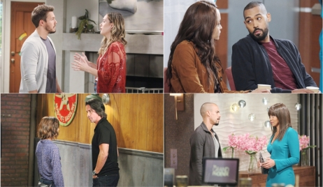 10-21-19 spoilers for bold and beautiful days of our lives general hospital young and restless