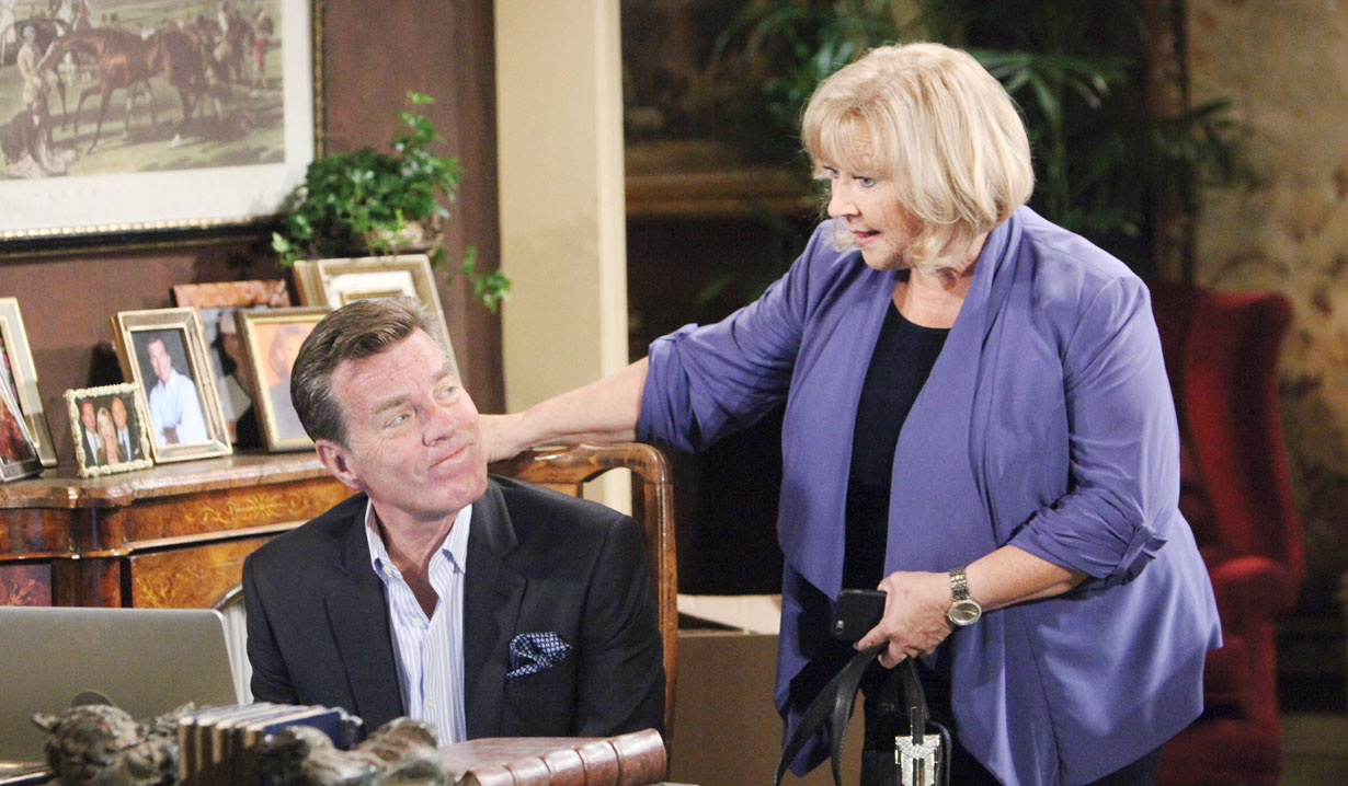 Jack and Traci discover a brother on Young and the Restless