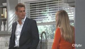 Joss tells Jax about Dev General Hospital