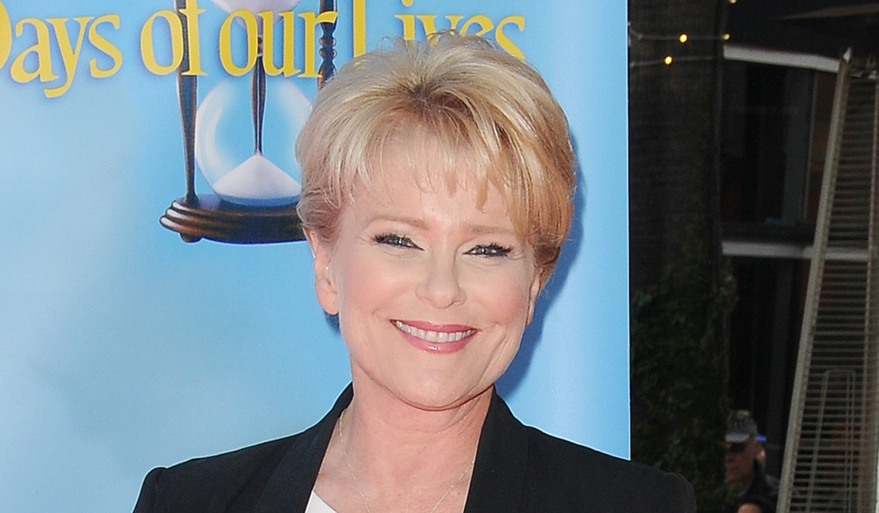 Judi Evans returns to Days of our Lives