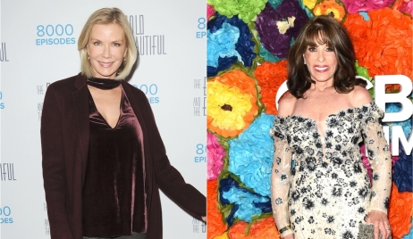 Katherine Kelly Lang Kate Linder fan events Bold and Beautiful, Young and Restless