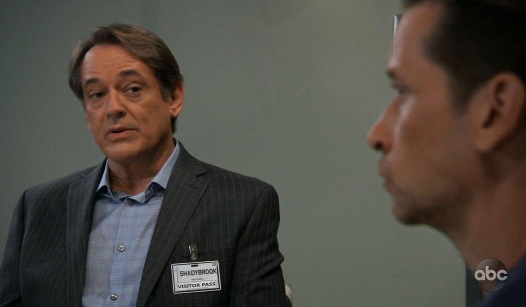 Kevin Evaluates Franco As Scott Gives Liz Bad News About Franco's Case
