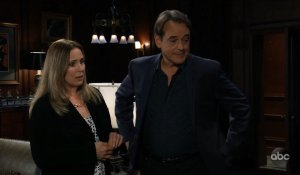 Kevin finds a clue on General Hospital