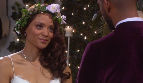 Lani and Eli's wedding on Days of our Lives