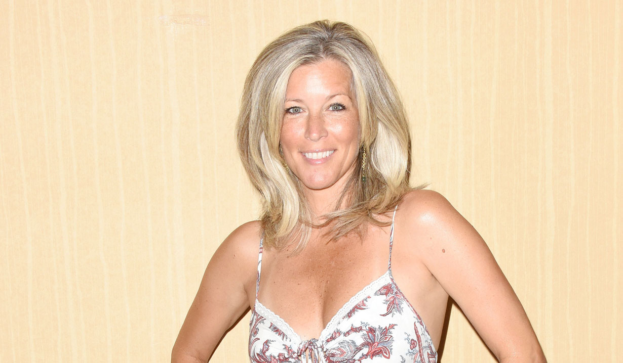 Laura Wright from General Hospital
