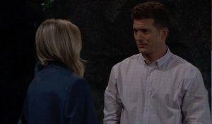 Lulu confides in Dustin on General Hospital