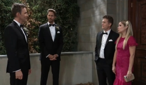 Valentin is confronted by Lulu General Hospital