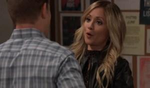 Lulu surprises Dustin General Hospital