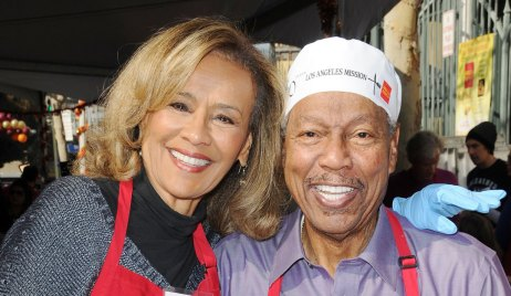 Marilyn McCoo and Billy Davis Jr on Days of our Lives