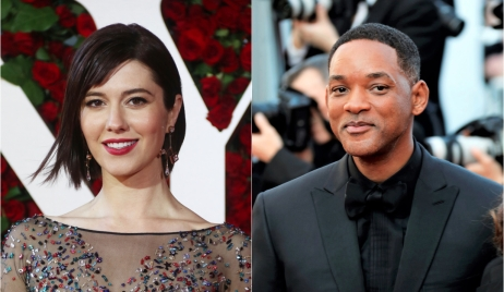 Mary Elizabeth Winstead and Will Smith in Gemini Man