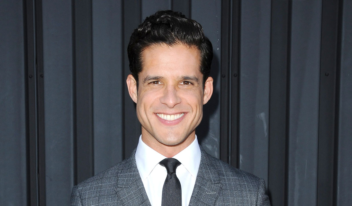 Miles Gaston Villanueva of Young and the Restless and Nancy Drew