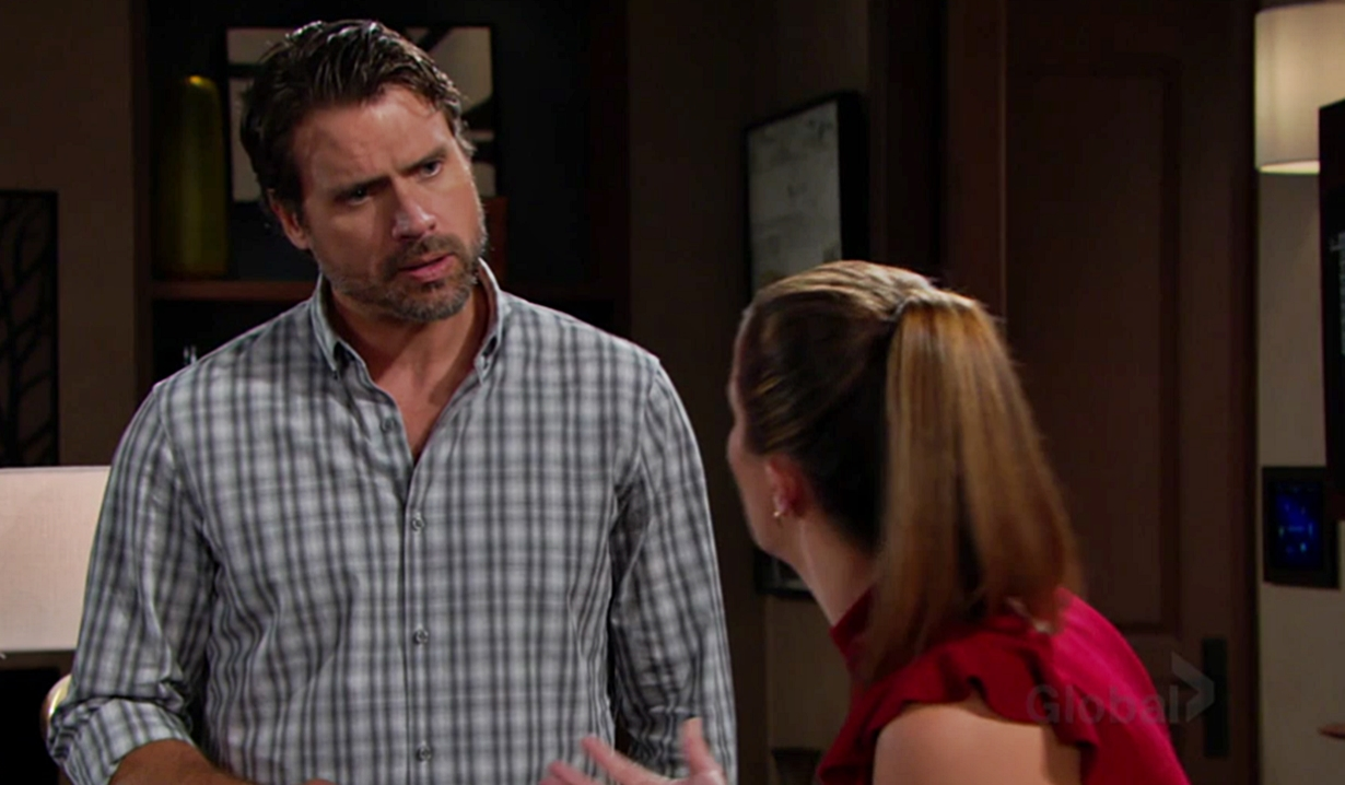 Nick go to Vegas Young and Restless
