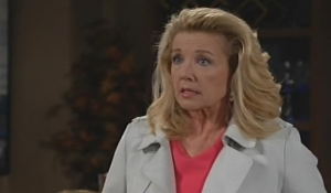 Nikki refuses request Young and Restless