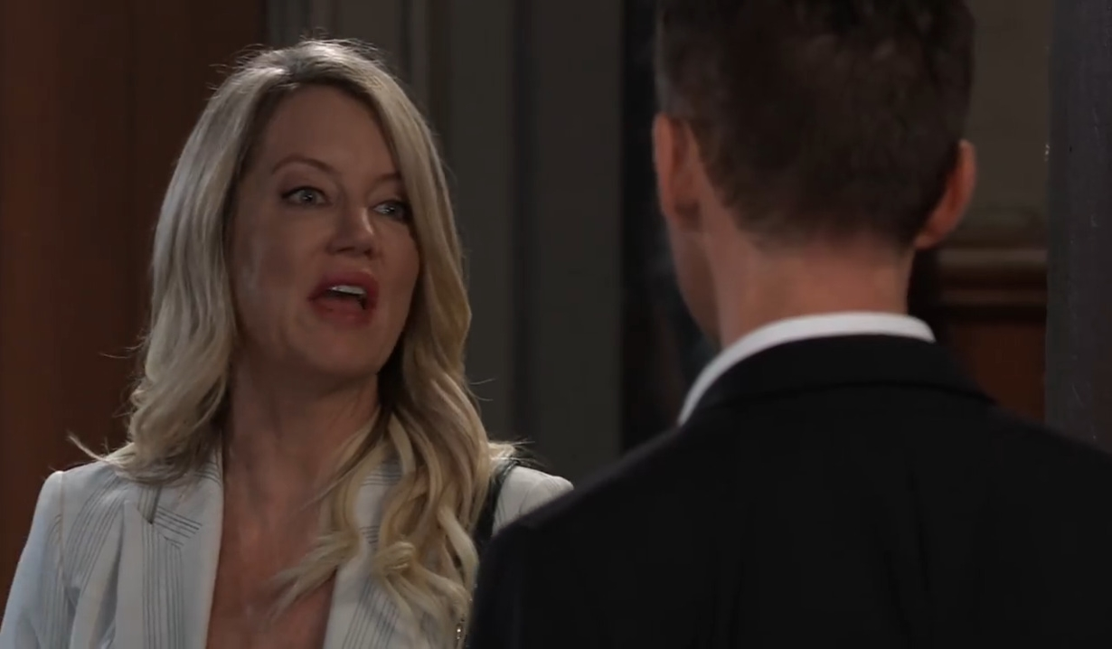 Nina can't believe Valentin General Hospital