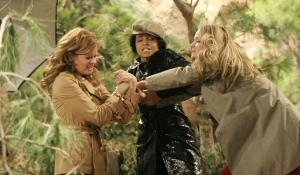 Phyllis, Drucilla and Sharon struggle Young and Restless