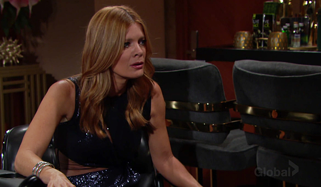 Phyllis grill Adam Young and Restless