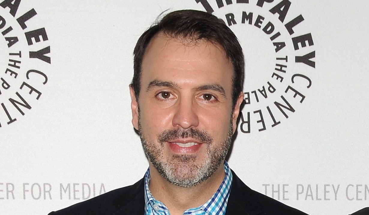 Ron Carlivati's dad guest stars on Days of our Lives
