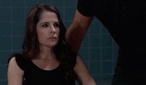Sam being sent to prison on General Hospital