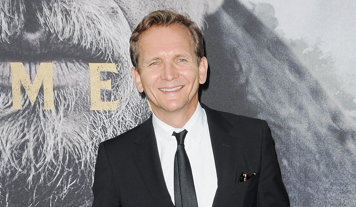 Sebastian Roche of General Hospital