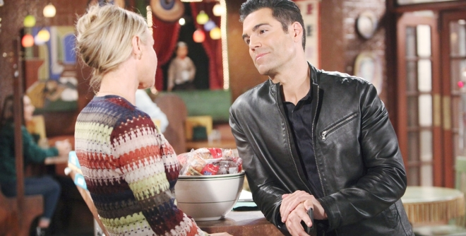 Sharon and Rey fresh start Young and Restless