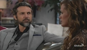 Simon and Chelsea panic Young and Restless