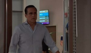 Sonny has news on Donna on General Hospital