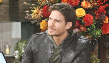 Theo agres to DNA test Young and Restless