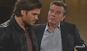 Theo and Jack Young and Restless