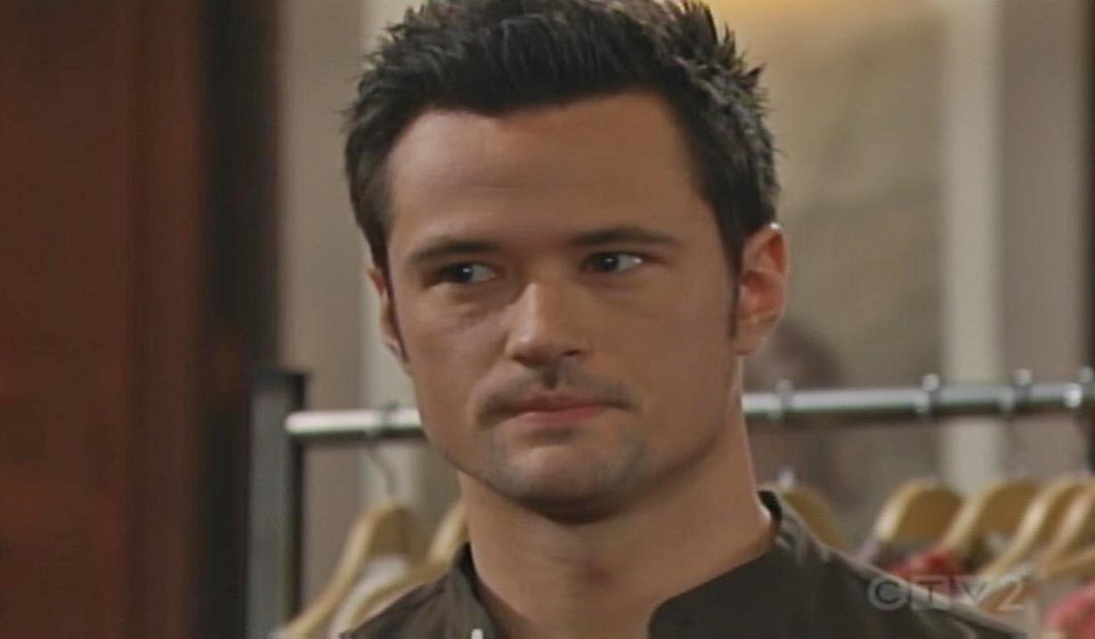 Thomas glares at Brooke Bold and Beautiful