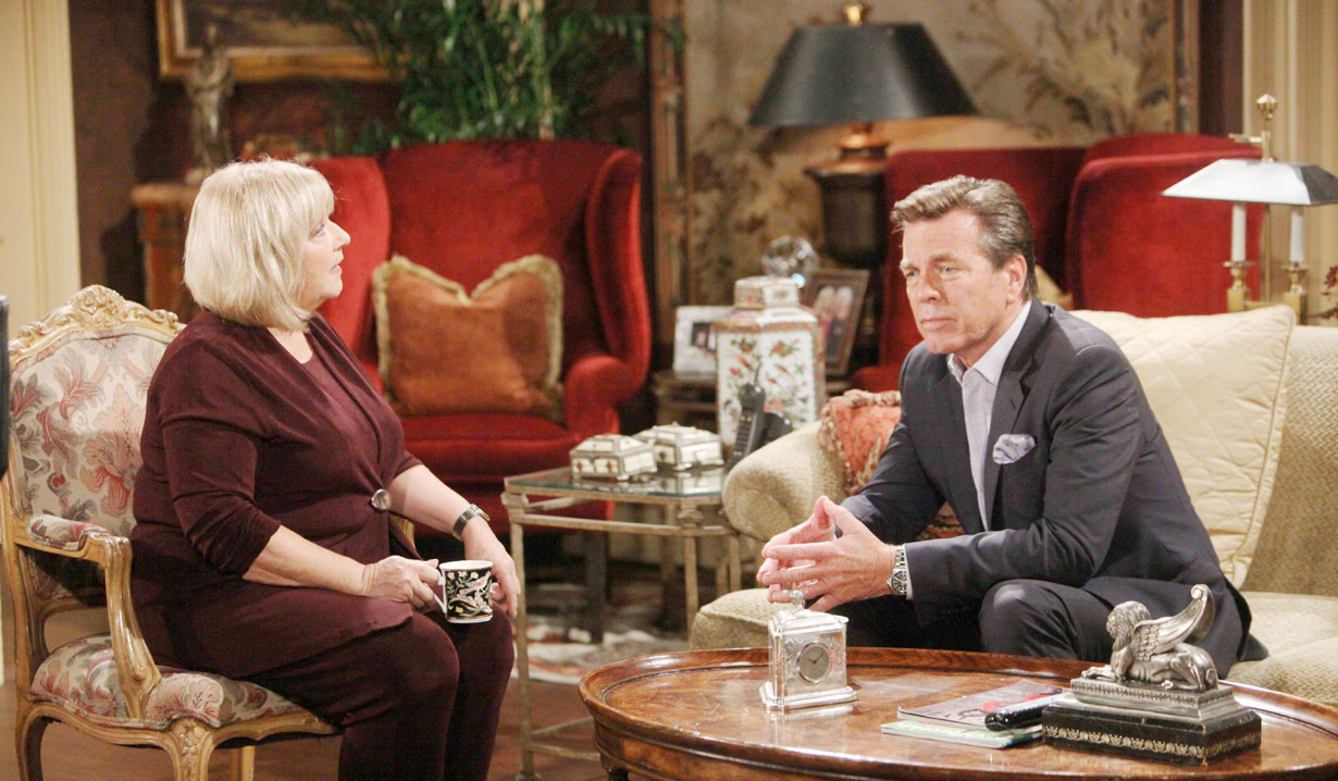 Jack and Traci on Young and the Restless