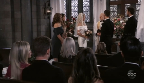 Valentin and Nina's wedding General Hospital