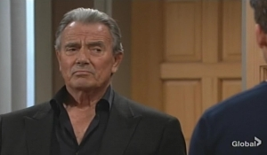 Victor leaves Adam's penthouse Young and Restless