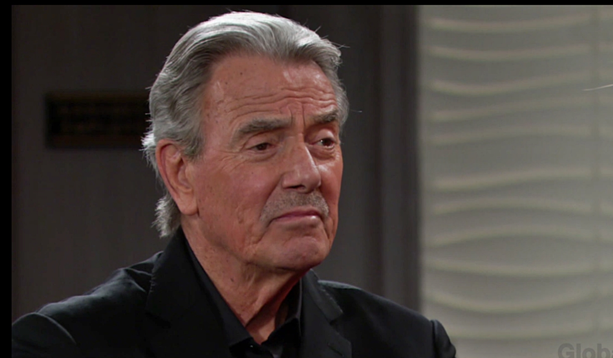 Victor hands over Newman Enterprises to Victoria Young and Restless