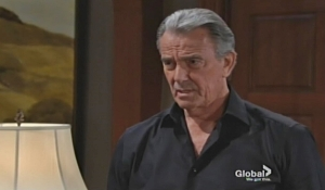 Victor grills Billy Young and Restless