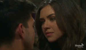 ciara tells ben bad news days of our lives