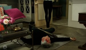 ciara finds john bloody halloween days of our lives