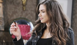 ciara finds poison Days of our Lives