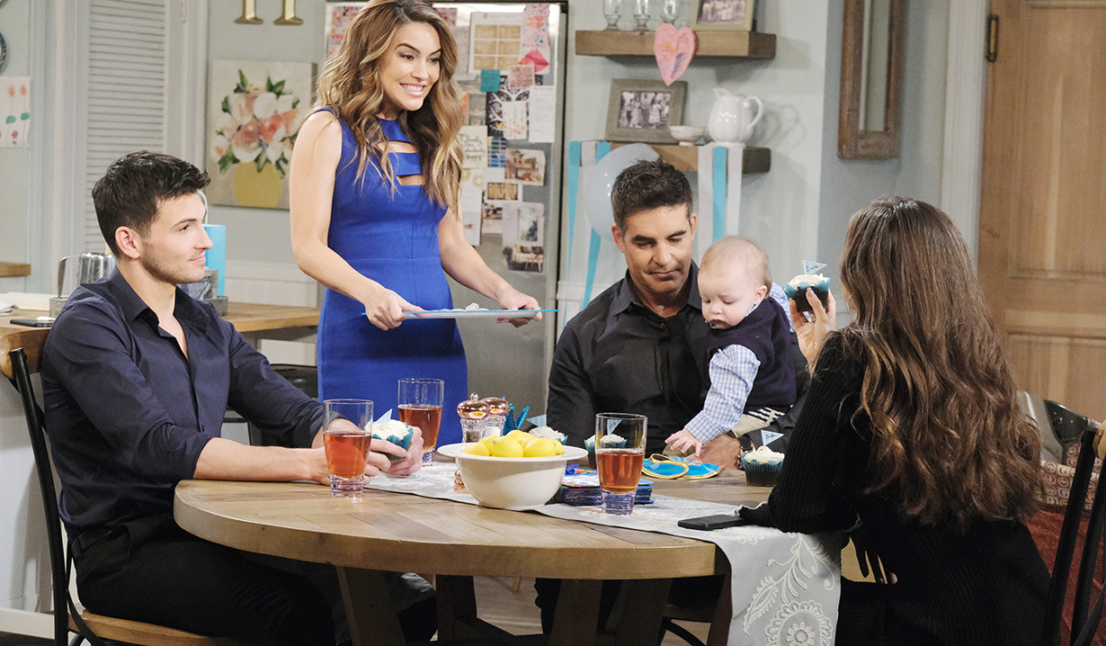 david first birthday Days of our Lives