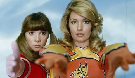 electra woman dyna girl deidre hall days of our lives
