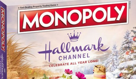 hallmark channel's monopoly game