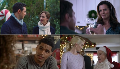 bold and beautiful rome flynn young and restless melissa egan hallmark christmas movies