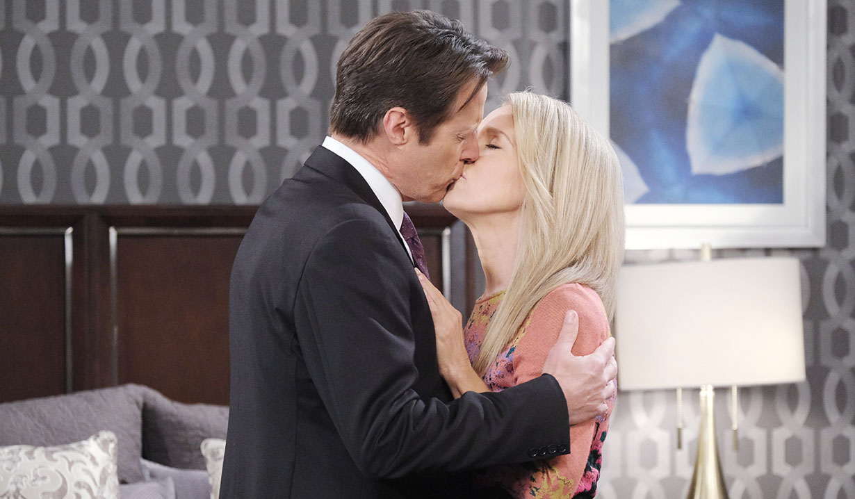 Photos: Justin and Adrienne's Engagement Days of our Lives
