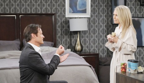 jack proposes jenn Days of our Lives