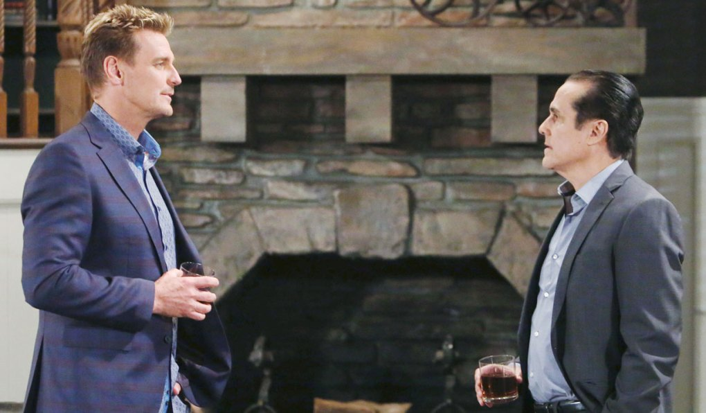 jax and sonny return to their homes on general hospital