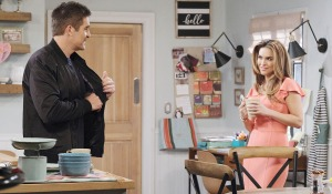 jordan flirts with rafe days of our lives
