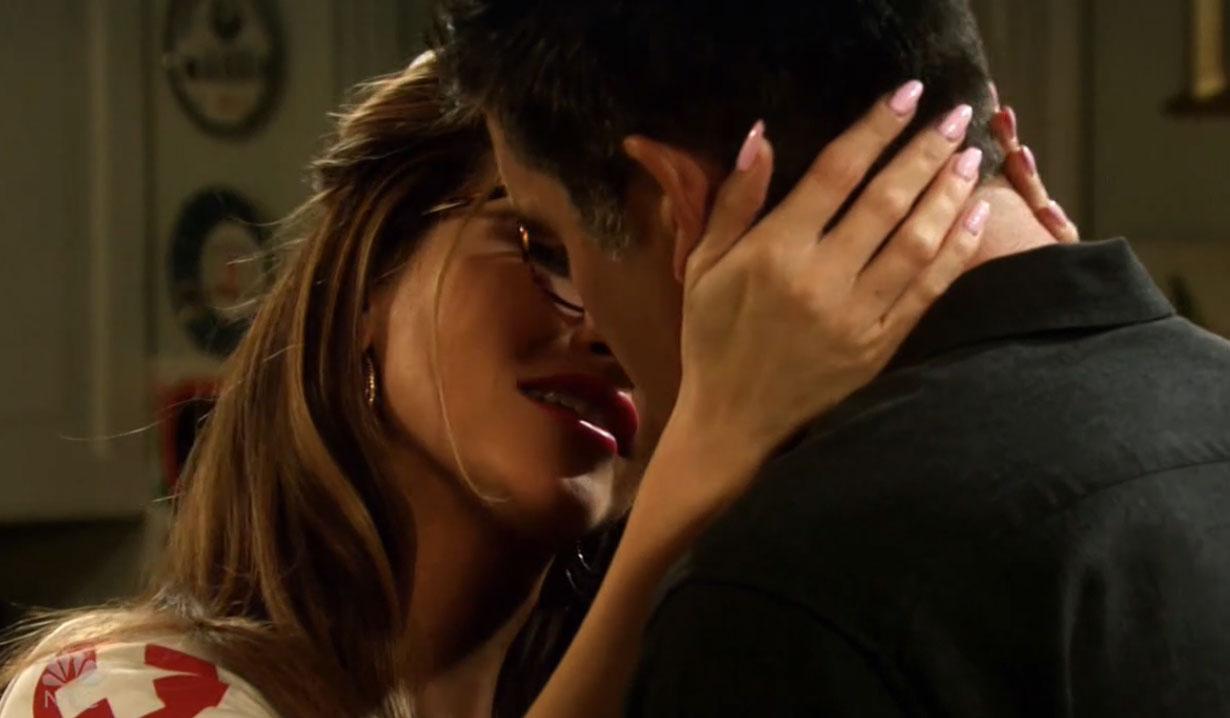 jordan kisses rafe halloween days of our lives