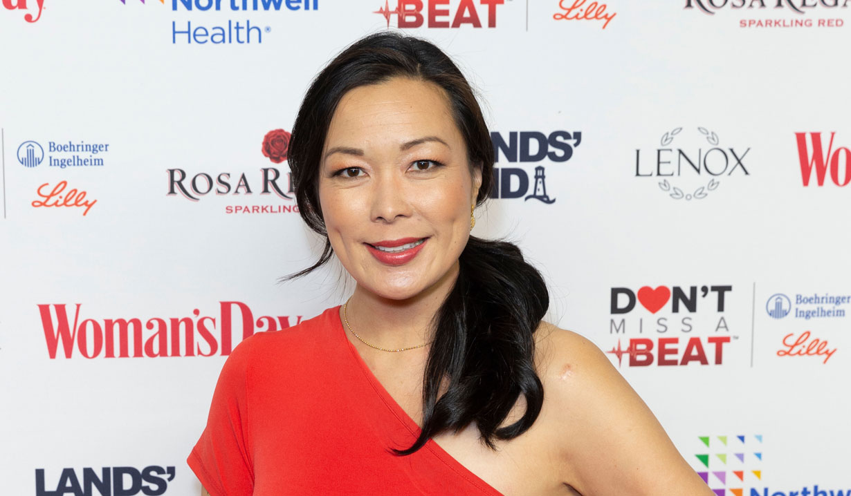 Laura Kai Chen guest stars in Evil